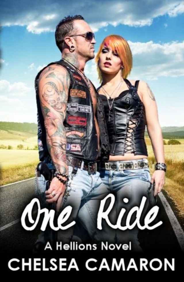 One Ride ebook cover 2